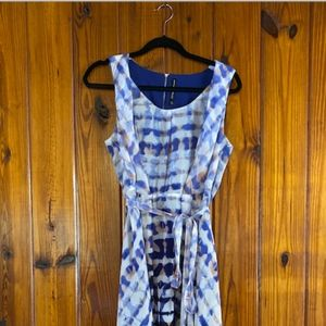 Patterned Walter Baker Dress